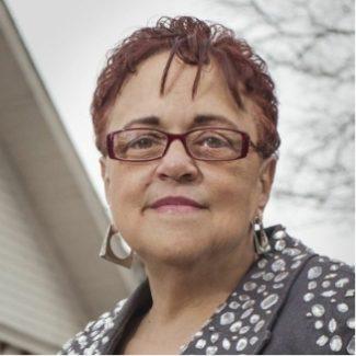 Photo of Reverend Joan Ross
